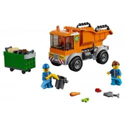 LEGO 60220 Popelářské auto