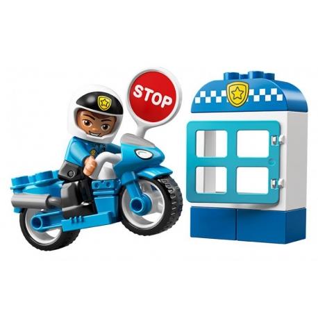 LEGO 10900 .Policejní motorka