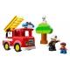 LEGO 10901 Hasičské auto