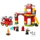 LEGO 10903 .Hasičská stanice