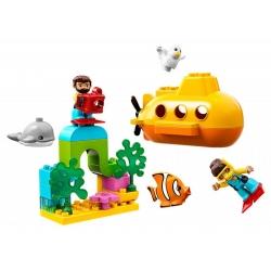 LEGO 10910 Dobrodružství v ponorce