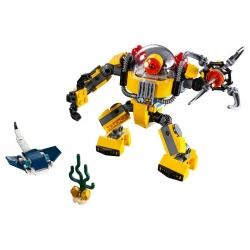 LEGO 31090 .Podvodní robot